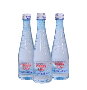 Nước kiềm Happy Life 450ml